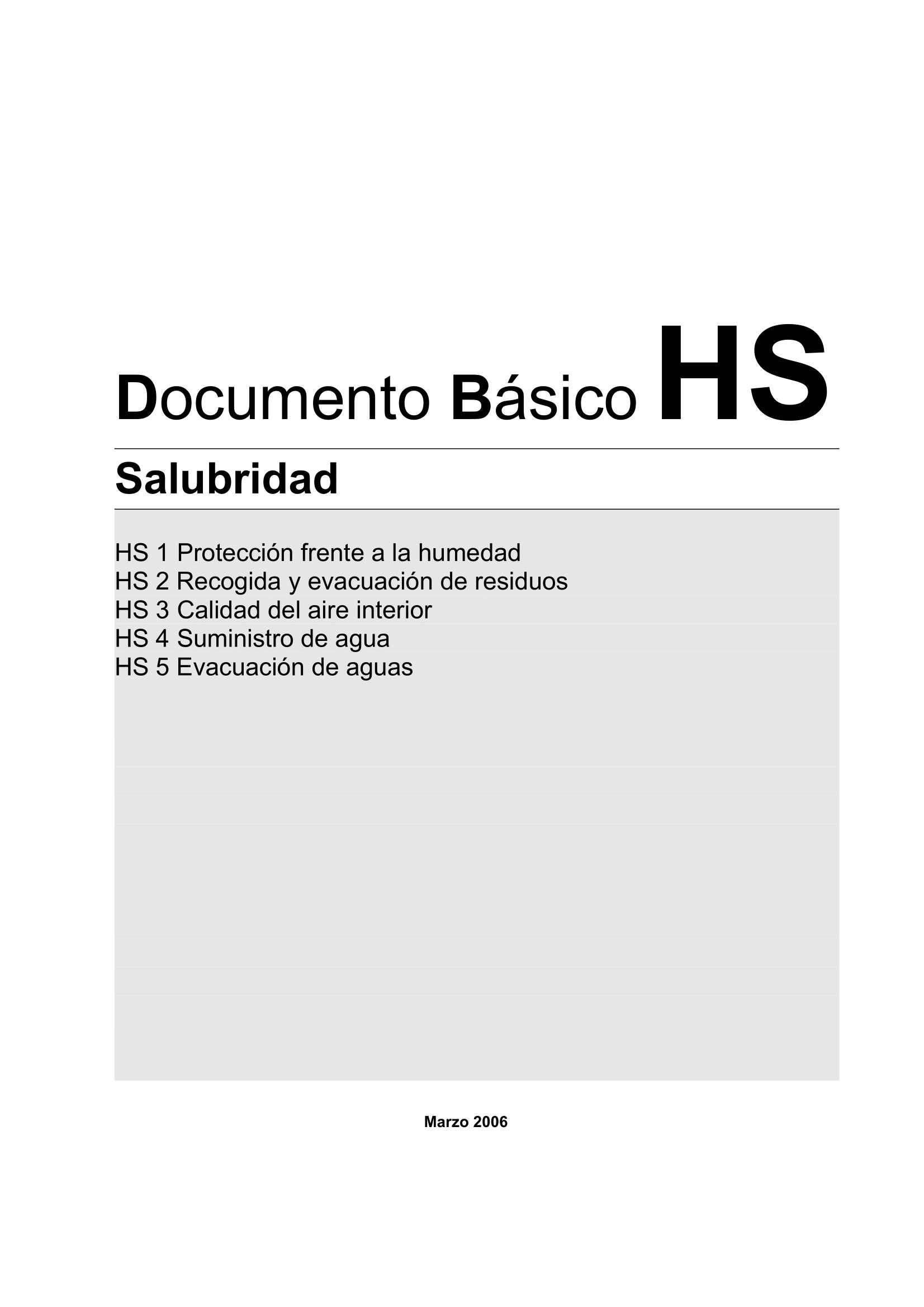 8.-CODIGO TECNICO DE LA EDIFICACION
